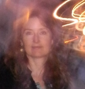 Christina haunting Prague