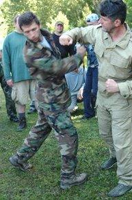 russian martial art