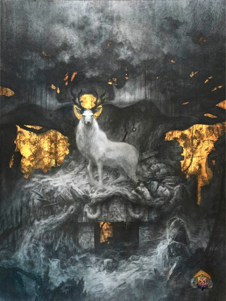 The Forgotten Gods©Yoann Lossel. This year's artistic inspiration.
