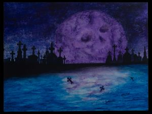 Day of Dead Moon
