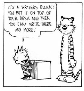 calvin-writers-block