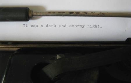 typewriter-closeup