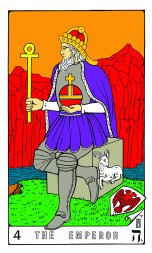 Tarot Keys 1-29-06 017 The Emperor #4