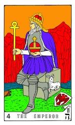Tarot Keys 1-29-06 017 The Emperor #4