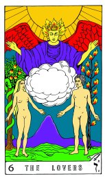 Tarot Keys 1-29-06 019 The Lovers #6